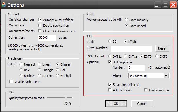 Fichier:DDS convert options.png